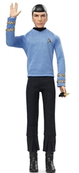 Picture of Spock Star Trek 50th Anniversary Barbie