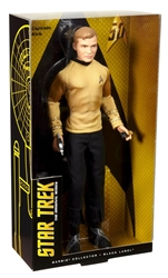 Picture of Captain Kirk Star Trek 50th Anniversary Barbie