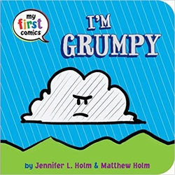 Picture of I'm Grumpy! Board Book