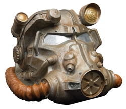 Picture of Fallout Power Armor Helmet Collector's Coin Bank