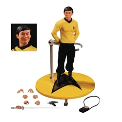 Picture of Star Trek Lieutenant Sulu One:12 Collective Action Figure
