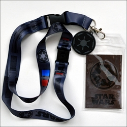 Picture of Star Wars Empire Lanyard with Charm