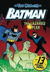 Picture of Batman You Choose The Lazarus Plan