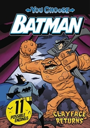 Picture of Batman You Choose Clayface Returns
