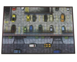 Picture of Heroclix Parking Garage Premium Map