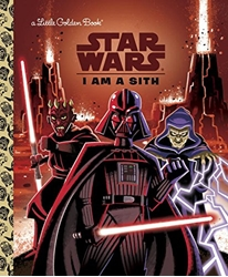 Picture of Star Wars I Am a Sith Little Golden Book