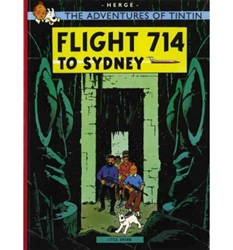 Picture of Adventures of Tintin Flight 714 to Sydney SC