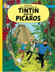 Picture of Adventures of Tintin & the Picaros GN
