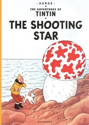 Picture of Adventures of Tintin Shooting Star GN