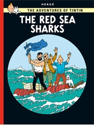 Picture of Adventures of Tintin Red Sea Sharks GN
