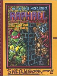 Picture of Teenage Mutant Ninja Turtles Notebook Series HC Raphael