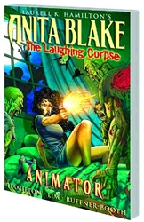 Picture of Anita Blake Laughing Corpse TP VOL 01 Animator
