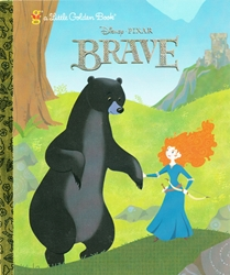 Picture of Brave Little Golden Book