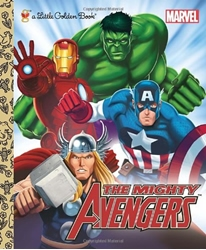 Picture of Marvel Mighty Avengers Little Golden Book