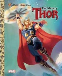 Picture of Mighty Thor Little Golden Book
