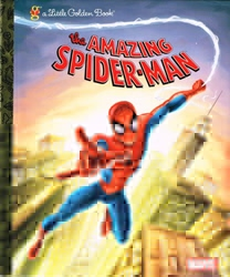 Picture of Amazing Spider-Man Little Golden Book