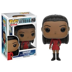 Picture of Pop Movies Star Trek Beyond Uhura Vinyl Figure