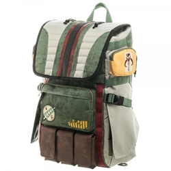 Picture of Star Wars Boba Fett Laptop Backpack