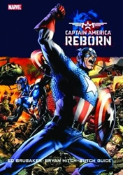 Picture of Captain America Road To Reborn HC
