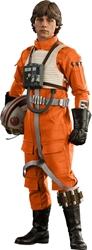 Picture of Star Wars Luke Skywalker Red Five X-Wing Pilot 1:6 Sixth Scale Figure