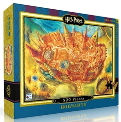Picture of Harry Potter Hogwarts 500 Piece Puzzle