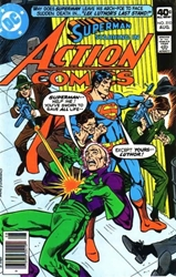 Picture of Action Comics #510