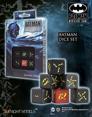 batmanminiaturegamediceset