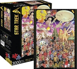 Picture of Star Trek 50th Anniversary 3000 Piece Puzzle