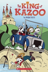 Picture of The King of Kazoo HC