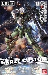 Picture of Graze Custom #08 Gundam IBO 1/100 Model Kit