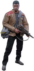 Picture of Star Wars Force Awakens Finn Hot Toy Sixth Scale Figure