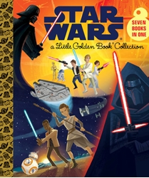 Picture of Star Wars Little Golden Book Collection