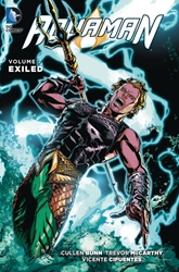 Picture of Aquaman (2011) TP VOL 07 Exiled