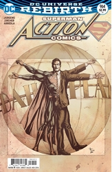 Picture of Action Comics #964 Frank Cover