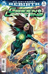 Picture of Green Lanterns #6
