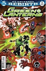 Picture of Green Lanterns #6 Lupacchino Cover