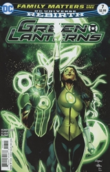 Picture of Green Lanterns #7