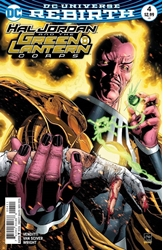 Picture of Hal Jordan and the Green Lantern Corps #4