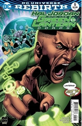 Picture of Hal Jordan & the Green Lantern Corps #5