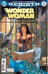 Picture of Wonder Woman #6