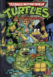 Picture of Teenage Mutant Ninja Turtles Adventures Vol 12 SC