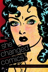 Picture of CBLDF Presents She Changed Comics SC