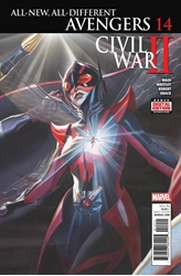 Picture of All-New All-Different Avengers #14