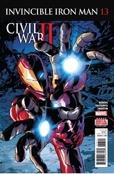 Picture of Invincible Iron Man (2015) #13