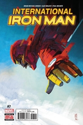 Picture of International Iron Man #7