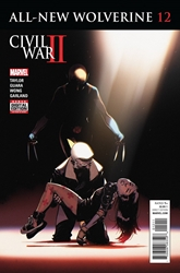 Picture of All-New Wolverine #12