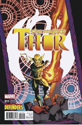 Picture of Mighty Thor #11 Defenders Variant Cover