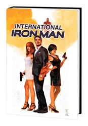 Picture of International Iron Man HC
