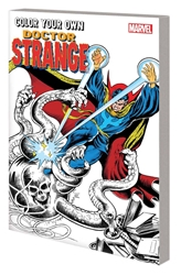 Picture of Color Your Own Doctor Strange TP