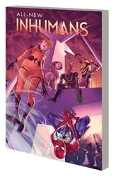 Picture of All-New Inhumans TP VOL 02 Skyscrapers